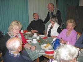 Adventskaffee für Senioren 2017